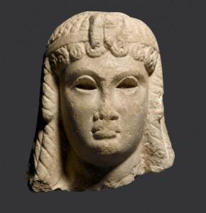 ptolemaic queen (cleopatra vii)