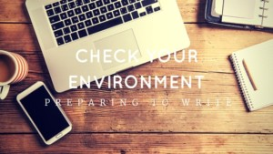 Check Your Environment Blog Post